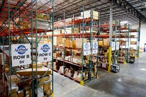 AerSale Materials Distribution