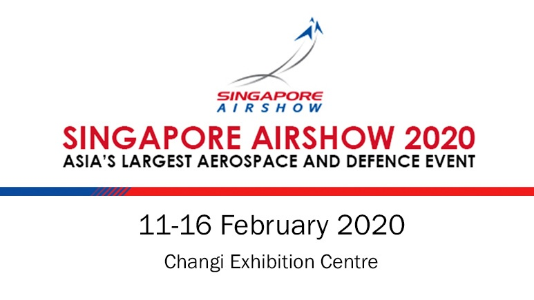 Singapore Airshow - February 11-16, 2020